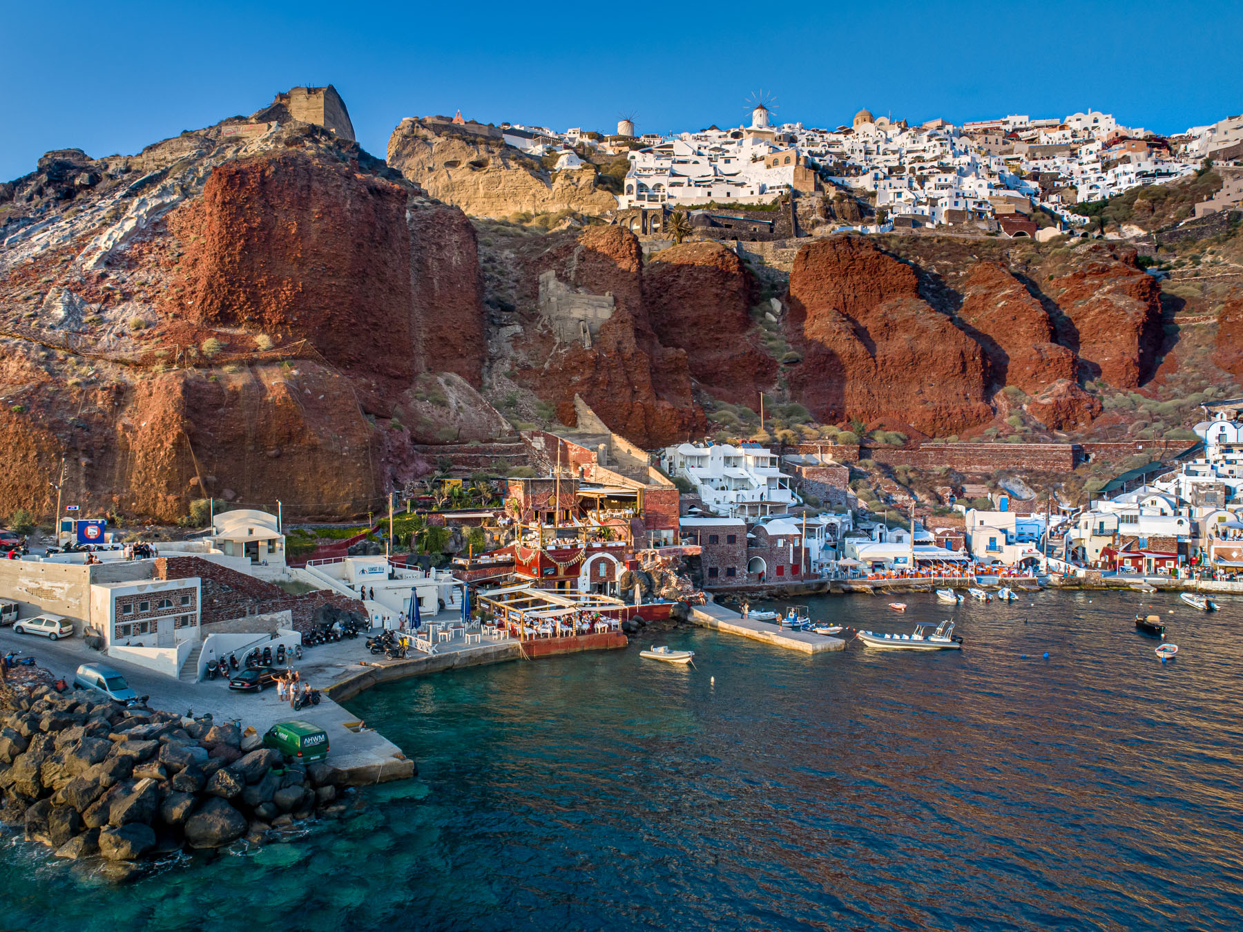 Ammoudi - Santorini island
