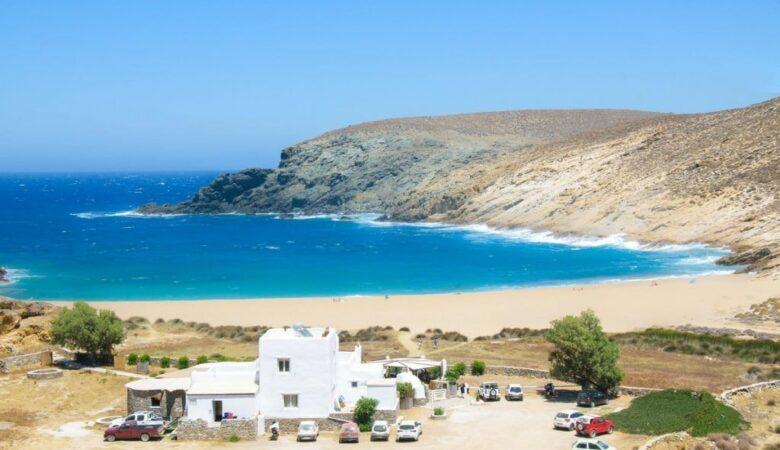 Fokos Beach - Mykonos