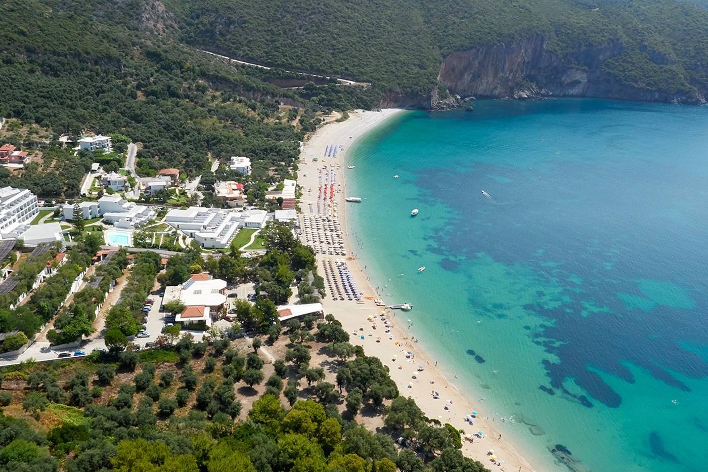 Lichnos Beach - Parga