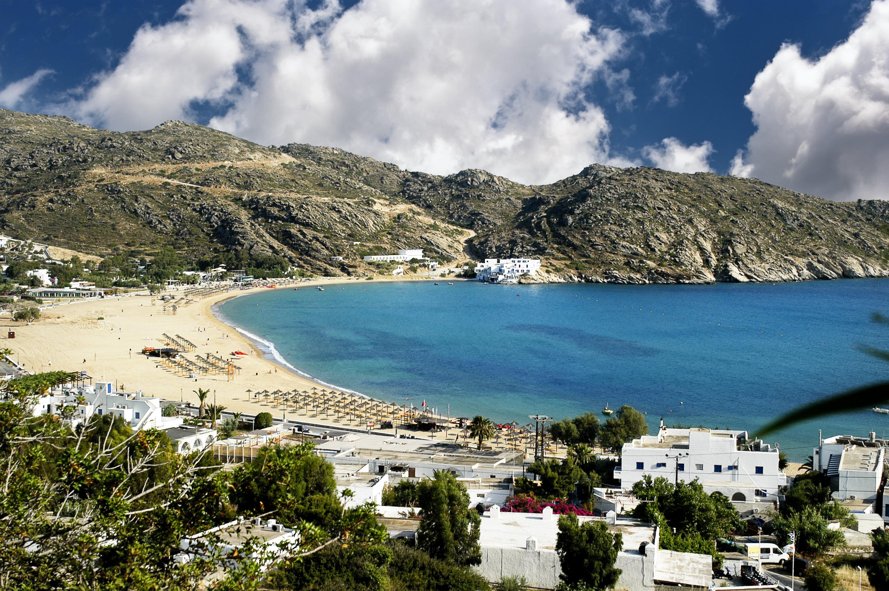 Mylopotas Beach - Ios island